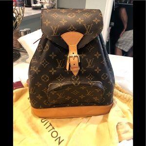 Louis Vuitton Montsouris MM backpack